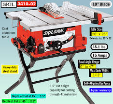 skil 10 inch table saw best table saw for the money top rated portable table saws