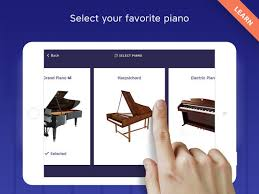piano app by yokee on the app store