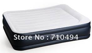 free dhl shipping intex 67736 queen size inflatable air bed with