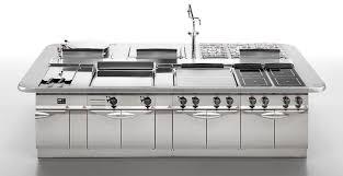 cuisine industrielle inox cuisine contemporaine en inox modulaire professionnelle s900