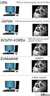 Internet Speed Meme - how s your country s internet speed by medumby meme center