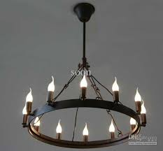 Candle Pendant Light Selling Modern Camino Chandelier Loft Table