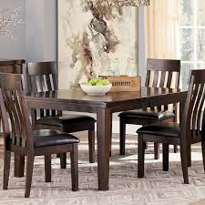 haddigan rectangular extension table dining tables dining room