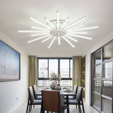 Ceiling Lights Dining Room Ceiling Lights Led Lamp Ceiling Lustre Remote Control Dimming