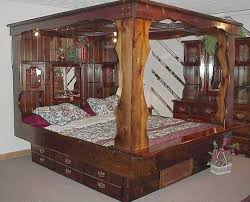 Best Water Beds Images On Pinterest  Beds Spaces And - Waterbed bunk beds