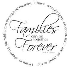 families can be together forever chalk knowledge child and