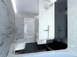 fresh grey tile bathroom wall color 4540