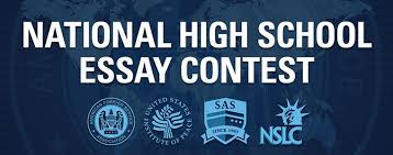 n best essay topics National High School Essay Contest United States Institute of Peace
