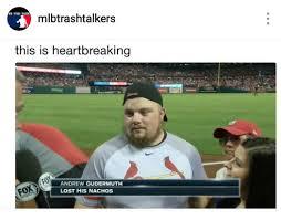 Baseball Memes - rip in peace nachos meme by powdermonkey63 memedroid