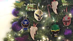 le d evy power rangers diy easy ornaments