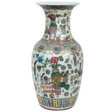 Chinese Antique Vases Markings Types Of Chinese Vase Shapes Porcelain Blue And White Marks 27419