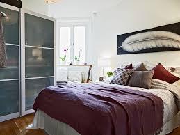 Bedroom Bed In Front Of Window Bedroom Trendy Small Bedroom Bed Stylish Bedroom Bedding