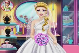 barbie real makeover bride barbie bride dress up and