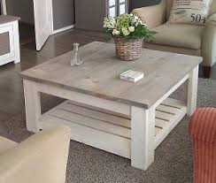 square coffee table w planked top free diy plans coffee