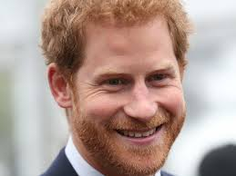 Prince Harry by Prince Harry Talks With Inspiring Veteran About Healing Power Of