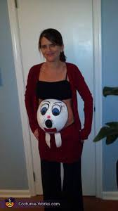 Potato Head Ladies Fancy Dress Halloween Costumes Pregnant Women Fun Easy