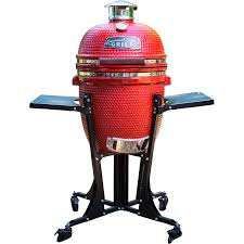 Backyard Grill by Gourmet Guru Deluxe Kamado Grill U2013 Backyard Grills Usa