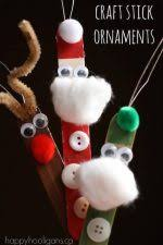 reindeer ornaments toilet roll reindeer christmas ornaments happy hooligans