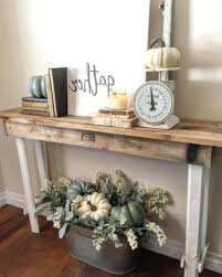 entry way table decor entry way table small entryway table ideas farmhouse decor farmhouse