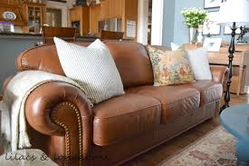 How To Patch Leather Sofa Repairing And Refurbishing Leather Furniture Lilacs And