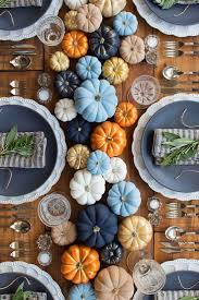 Thanksgiving Table Setting Ideas by Best 20 Pumpkin Table Decorations Ideas On Pinterest Fall Table