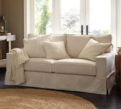 linen slipcovered sofa linen couch a fresh air to your living room home decor u0026 furniture