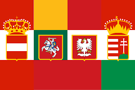 poland lithuanian austro hungarian commonwealth flag vexillology