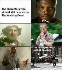 T Dogg Walking Dead Meme - walking dead funny aol image search results
