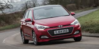 hyundai i20 colours guide with prices carwow
