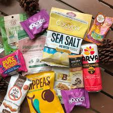 Snacks Delivered The Best Vegan Snacks Delivered Every Month To Your Doorstep