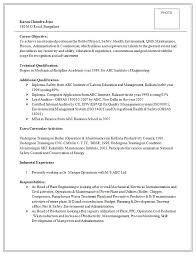Sample Resume Doc by Cv And Resume Samples With Free Download Bartender Sample Free