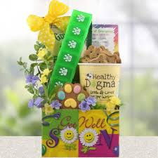Pet Gift Baskets Pet Gift Basket To Surprise Furry Friends Giftblooms Resource Guide