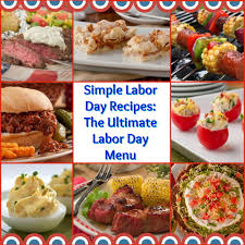 id cuisine simple 24 simple labor day recipes the labor day menu mrfood com