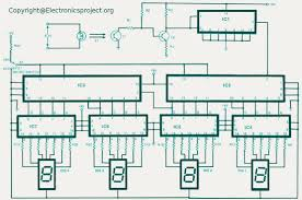 counter circuit digital counter u2013 electronics project