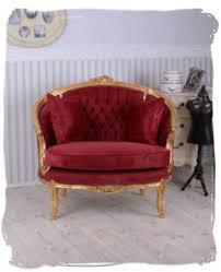 canap ancien velours canapé canapé rokoko velours ancien fauteuil doré bois massif