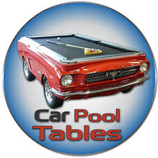 Mustang Pool Table Car Pool Tables Home Facebook