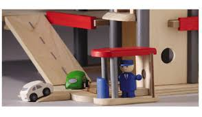 Plans For Wooden Toy Garage by Plan Toys Plancity Parking Garage Set Blueberry Forest Toys