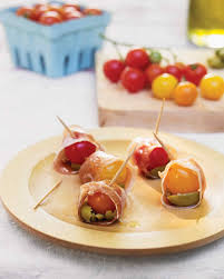 red egg and ginger party decorations outdoor party drinks and appetizers martha stewart