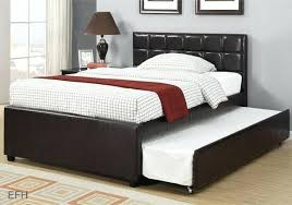 Leather Daybed With Trundle Modern Twin Trundle Bedmagnificent Twin Daybed With Trundle In