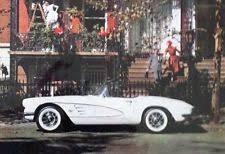 1961 chevy corvette 1961 corvette ebay