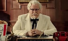 Colonel Sanders Memes - social media finds new colonel sanders creepy