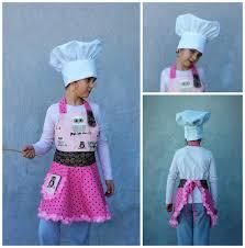 kit cuisine pour enfant kit petit cuisinier tablier de cuisine pour enfant 5 9 ans tablier