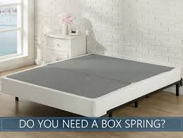 Bed Box Spring Frame Do You Need A Box Spring What Are The Benefits Of Using One
