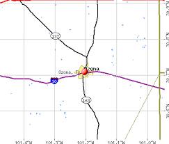 ozona map ozona tx 76943 profile population maps real estate