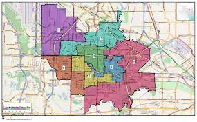 isd map board of trustees single member district illustrative map