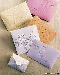 How To Fold A4 Paper Into An Envelope 36 Paper Crafts Anyone Can Make Martha Stewart