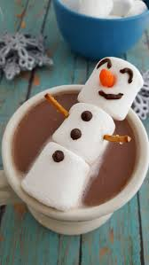 snowman marshmallows how to make marshmallow snowman for hot chocolate