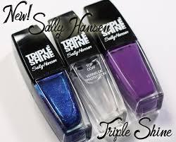 sally hansen triple shine nail polish just how shiny is it