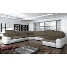 canapé cuir tissu justyou infinity xl comfort canapé d 39 angle panoramique sofa