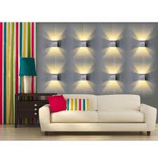 Schlafzimmer Licht Baytter Moderne 3w Led Square Wandleuchte Wandlampe Warmweiß